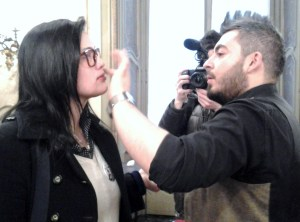 Intervista per Micol Ronchi